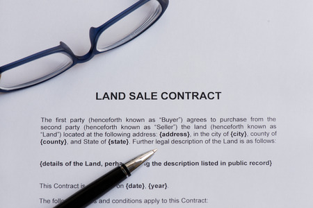 Land Contract Sales