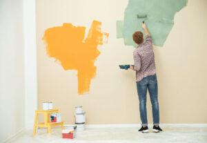 tenant making renovations