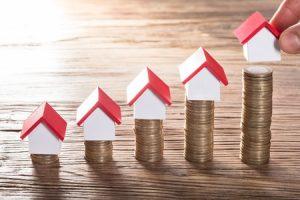 Rent Increase Concept
